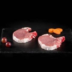 Côtes filet de porc - Viandes du Sud Toulousain