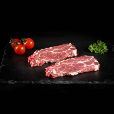 Côtes échine de porc - Viandes du Sud Toulousain