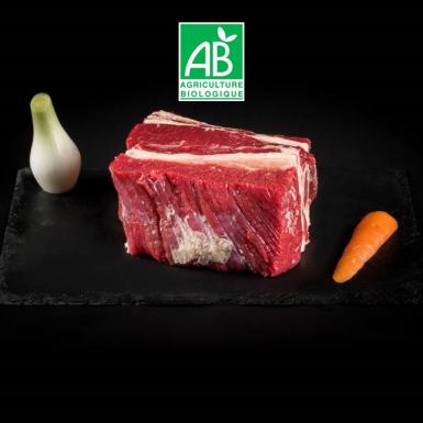 Plat de côte de bœuf bio - Viandes du Sud Toulousain