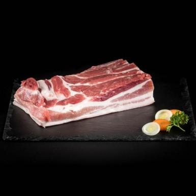 Poitrine de porc morceau - Viandes du Sud Toulousain
