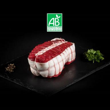 Rôti de bœuf dans le tranche bio - Viandes du Sud Toulousain