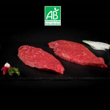 steak de boeuf bio - Viandes du Sud Toulousain