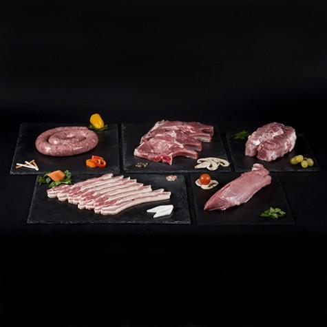 Colis de porc - Viandes du Sud Toulousain