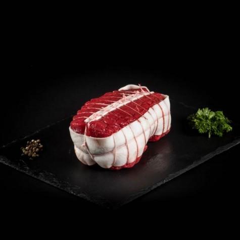 Rôti de bœuf dans le tranche - Viandes du Sud Toulousain