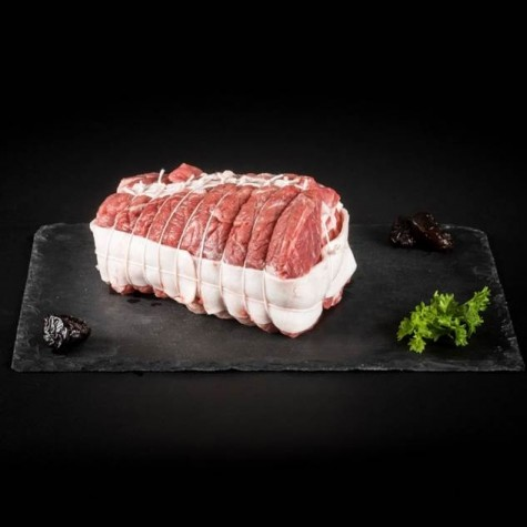 Rôti de porc dans l'échine - Viandes du Sud Toulousain